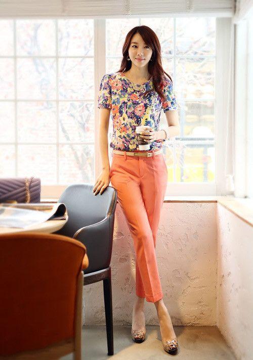 f5 Các mẫu quần Tây đẹp cho Nữ công sở 3